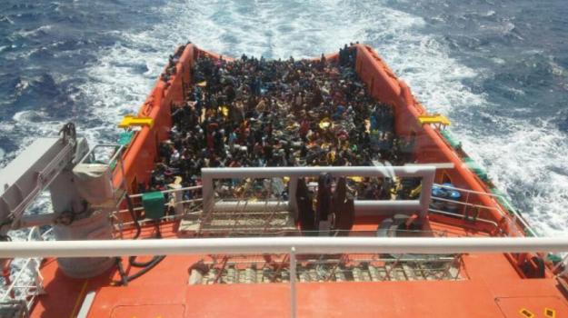 migranti, pozzallo, Ragusa, Cronaca