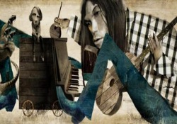 «Novembre»: il brano musicale di Houellebecq e Turriziani Note tratte da una poesia dell'autore francese - Corriere Tv