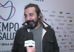 Omar Pedrini: «Ho capito l'importanza del tempo, ora non lo spreco più» Il rocker è stato ospite del «Tempo della Salute», evento organizzato dal «Corriere della Sera» al Museo Scienza di Milano - Corriere TV