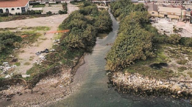 ambiente, fiume oreto, Palermo, Cronaca