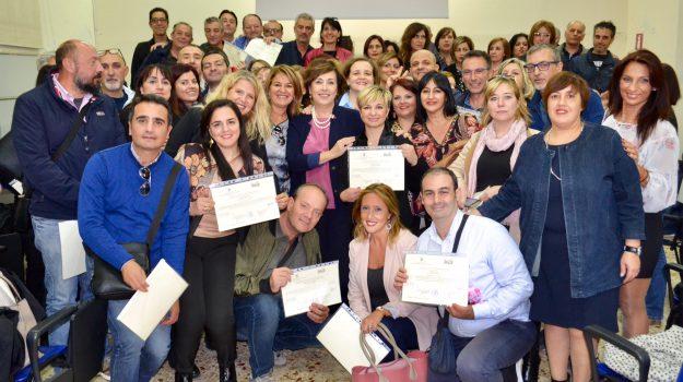 LAVORO, sanità, Daniela Faraoni, Palermo, Economia