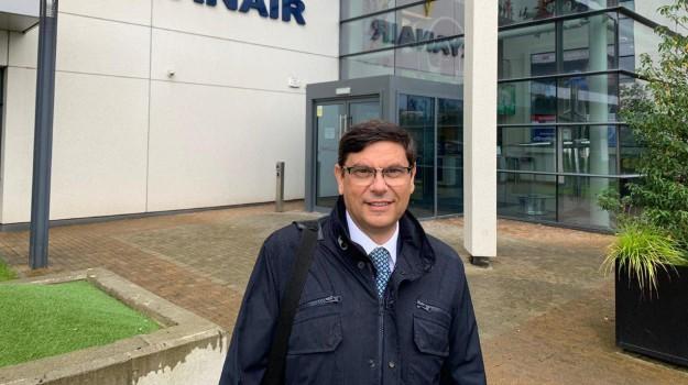aeroporti, Salvatore Ombra, Trapani, Economia