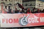 Giammoro, in sciopero 150 metalmeccanici dell'acciaieria Duferdofin