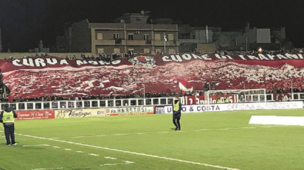 trapani calcio, Trapani, Calcio
