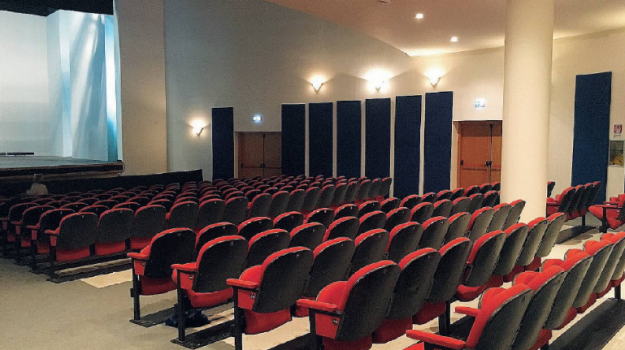teatri, Trapani, Cultura