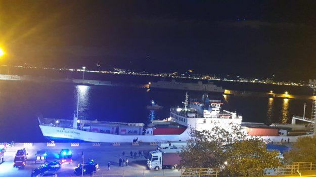 Traghetto, Messina, Cronaca