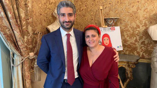 Iran, Palermo, Società