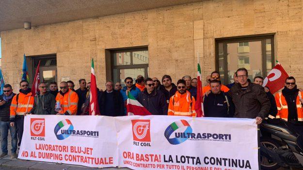 LAVORO, sciopero, Messina, Economia