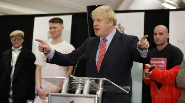 elezioni, unione europea, Boris Johnson, Sicilia, Mondo