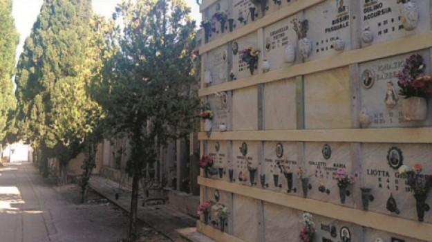 cimiteri, Sciacca, Agrigento, Cronaca