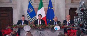 Conferenza di fine anno di Giuseppe Conte