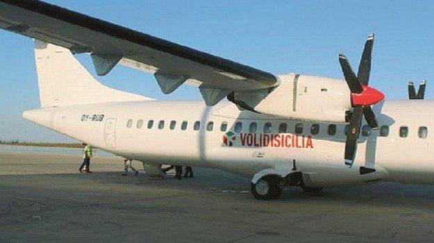 aerei, Catania, Palermo, Economia