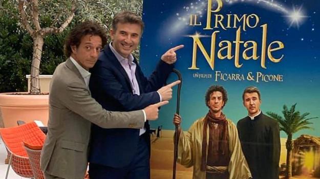 cinema, il primo natale, Salvo Ficarra, Valentino Picone, Sicilia, Cultura