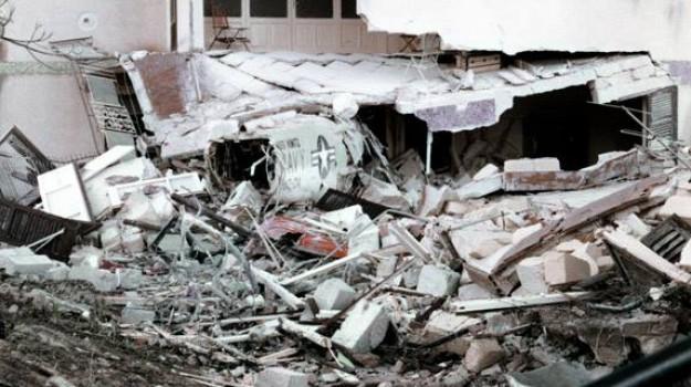 Incidenti aerei, Attilio Albergoni, Palermo, Cronaca
