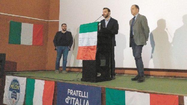 fratelli d'italia, Trapani, Politica