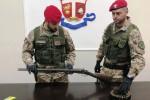 Belpasso, nasconde nel casolare un fucile illegale e munizioni: arrestato