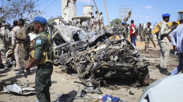 Mogadiscio, Sicilia, Mondo