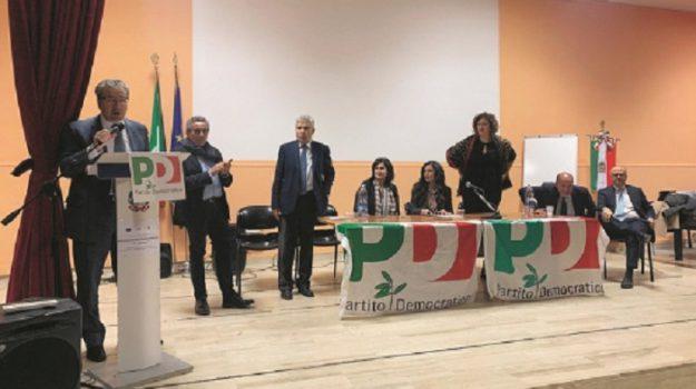 pd, Vittorio Di Gangi, Enna, Politica