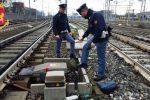 Niscemi, ruba rame dalla linea ferroviaria: arrestato 47enne