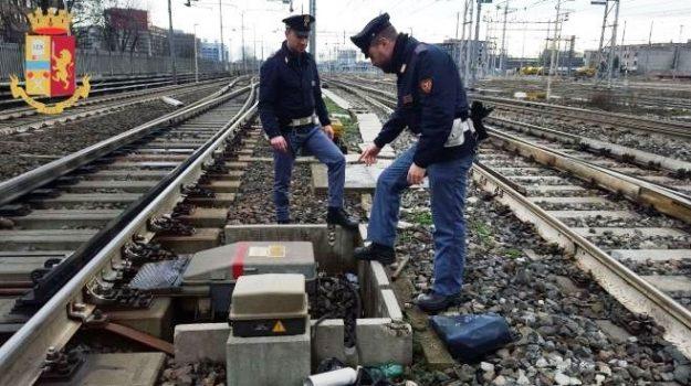 furti, polizia, Caltanissetta, Catania, Cronaca