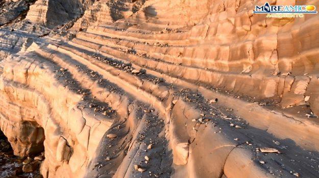 scala dei turchi, Agrigento, Cronaca