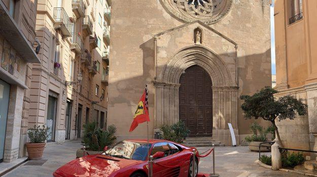 Ferrari, motori, Leo Isolani, Trapani, Cronaca