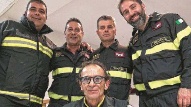 vigili del fuoco, Trapani, Cronaca