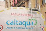Emergenza acqua a Gela, mezza città con i rubinetti a secco