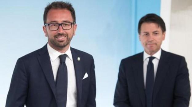 giustizia, Alfonso Bonafede, Giuseppe Conte, Sicilia, Politica