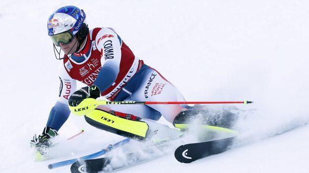 sci alpino, Alexis Pinturault, Stefano Gross, Sicilia, Sport