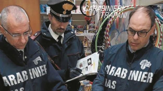 carabinieri, natale, Trapani, Cronaca