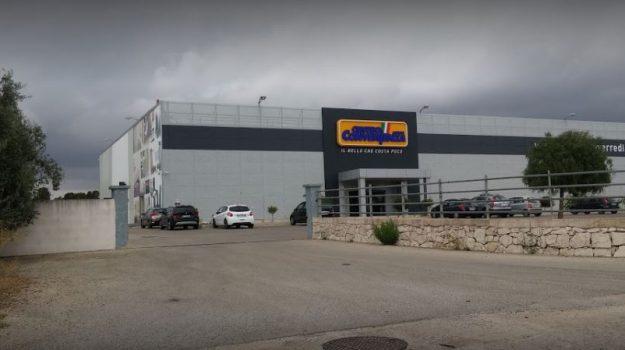 Centro Convenienza, commercio, Ragusa, Economia