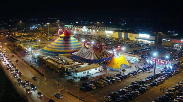 circo, Palermo, Società