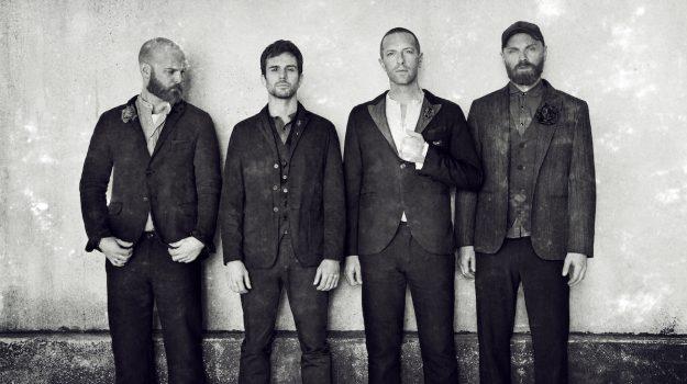 Coldplay i più trasmessi su RGS