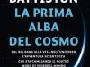 """""""La prima alba del cosmo"""" di Roberto Battiston (Rizzoli, 251 pagine, 19 euro)"""