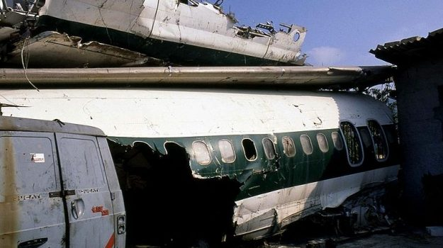 Incidenti aerei, punta raisi, Palermo, Cronaca