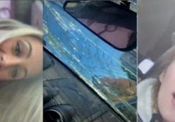 Due teenager americane girano un video per TikTok dopo aver distrutto l'auto dei genitori La macchina si era capovolta e nell'attesa che qualcuno le aiutasse ad uscire hanno pensato bene di fare un video per il popolare social - CorriereTV