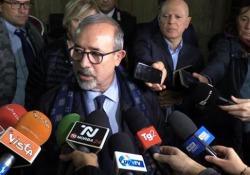 Ex Ilva, Barbagallo: «Il piano di ArcelorMittal è irricevibile» Il segretario generale Uil a margine dell'incontro tra azienda, governo e sindacati - Ansa