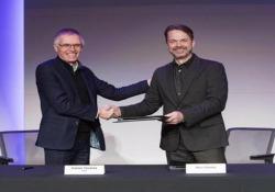 Fca-Psa, questa fusione s'ha da fare Nasce il quarto costruttore di auto al mondo - Ansa