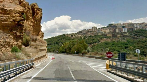 strade, Agrigento, Cronaca