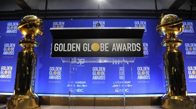 golden globe, Sicilia, Cinema