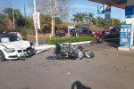 L'incidente mortale sulla strada statale 114 a Mascali