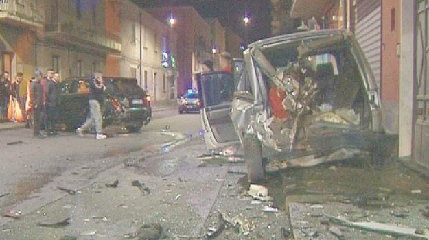 Incidenti, Catania, Cronaca