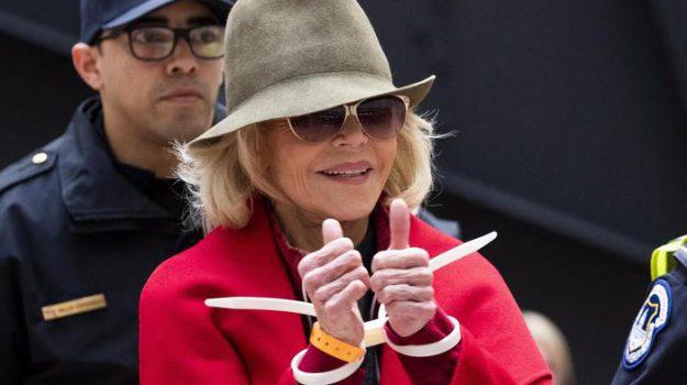 ambiente, Jane Fonda, Sicilia, Mondo
