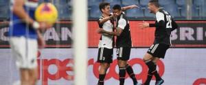 "Ronaldo ""vola"": la Juve batte la Samp e ritrova la vetta"