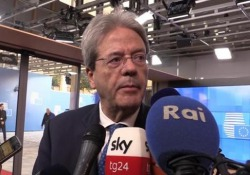 Mes, Gentiloni: «I cambiamenti non danneggiano alcun Paese membro» Il commissario per l'Economia entrando all'Eurogruppo - Ansa