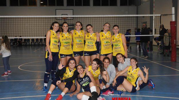 pallavolo, Messina, Sport
