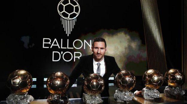pallone d'oro, Lionel Messi, Sicilia, Calcio