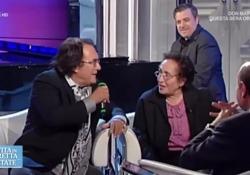 Morta la  mamma di Al Bano, quando donna Jolanda parlava di Romina Aveva 96 anni - Corriere Tv