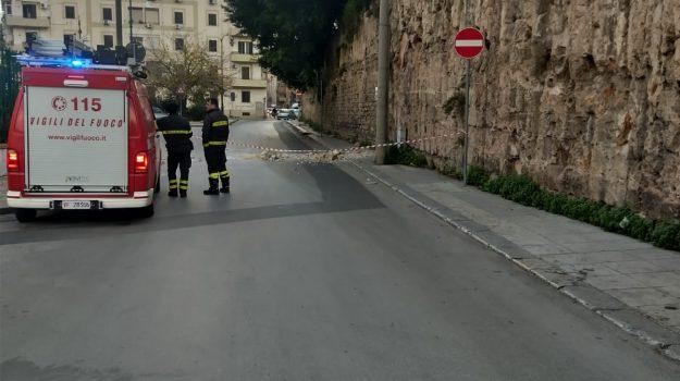 Maltempo, vigili del fuoco, Palermo, Cronaca